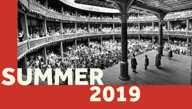 Book now for the Globe's summer season