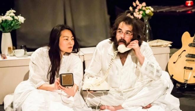New play reflects on John and Yoko's bed-in protest