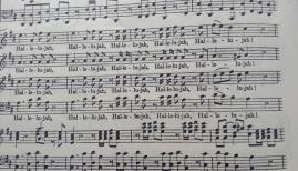 Messiah, by London composer Handel, is always popular at Easter