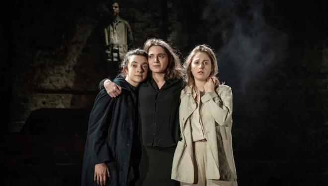 Three Sisters, Almeida Theatre review. Photo credit: Marc Brenner