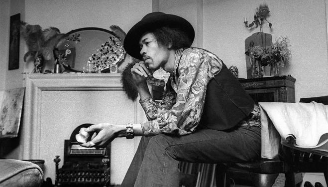 Take a trip to Jimi Hendrix's Mayfair apartment
