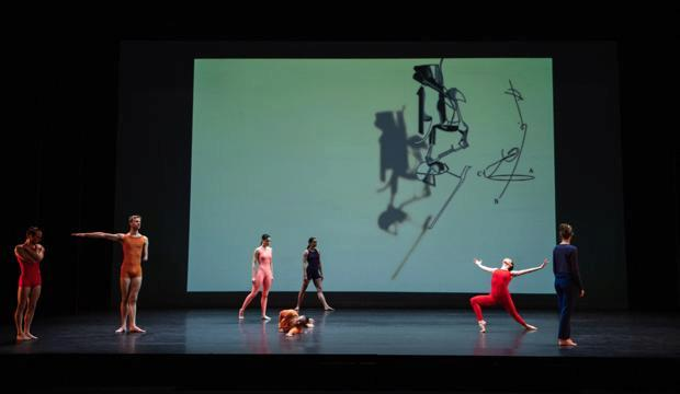 Merce Cunningham honoured in Night of 100 Solos
