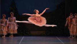 ENB, My First Ballet: Sleeping Beauty, Evelina Andersson as Aurora, photo by ASH