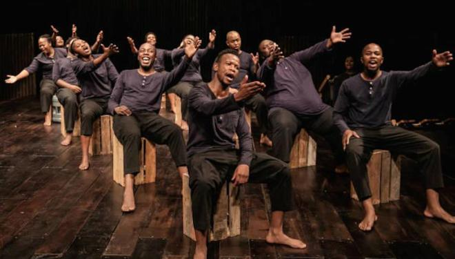 Isango Ensemble review , Linbury Theatre, ROH