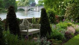 The glorious garden at Bingham Riverside, Richmond