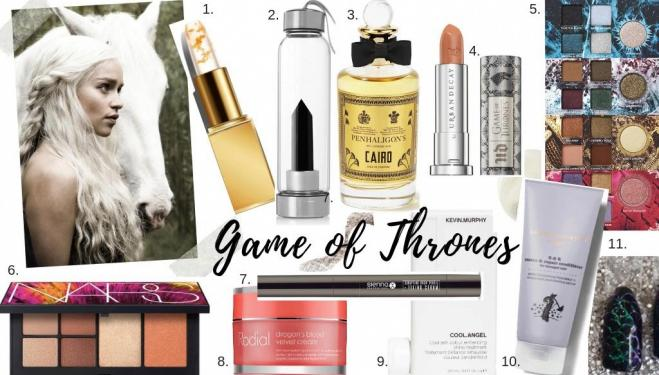 CW Shops: Game of Thrones beauty edit