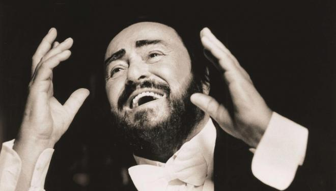 A Pavarotti biopic is on the way