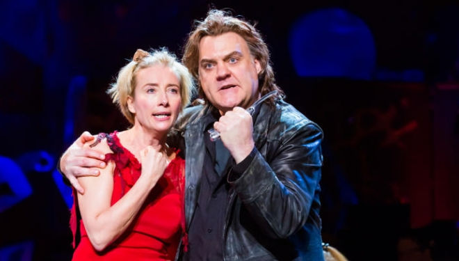 Sweeney Todd: The Demon Barber of Fleet Street, London Coliseum