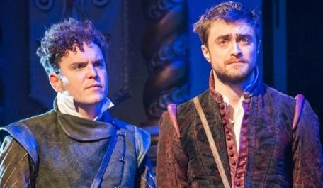 Endgame: Daniel Radcliffe returns to the Old Vic