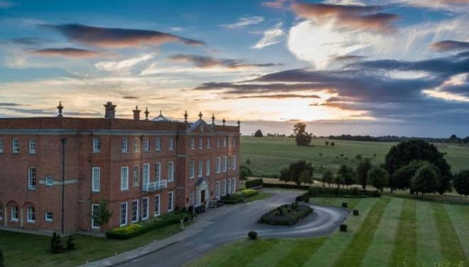 Four Seasons Hotel Hampshire hosts 'The Escape'
