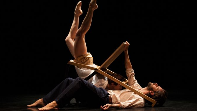 Please Be Seated: New Movement Collective at the Southbank Centre