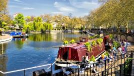 Best places to visit on Regent's Canal