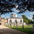 Chiswick House and Gardens, home to the Chiswick Proms