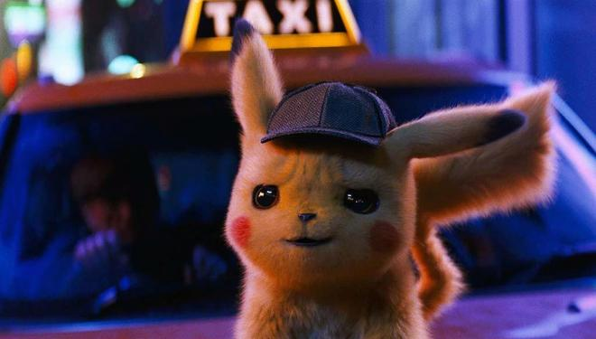 Ryan Reynolds in Pokémon: Detective Pikachu