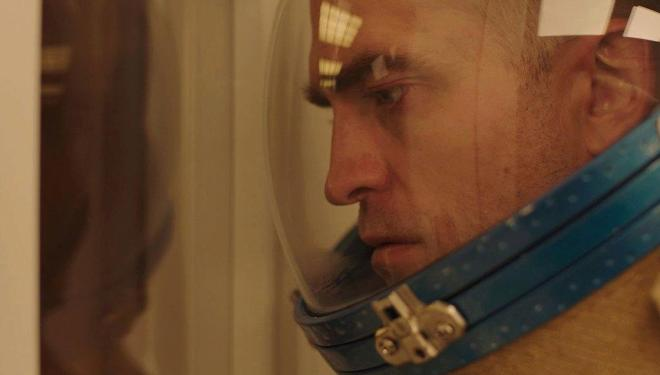 Robert Pattinson in High Life, directed by Claire Denis
