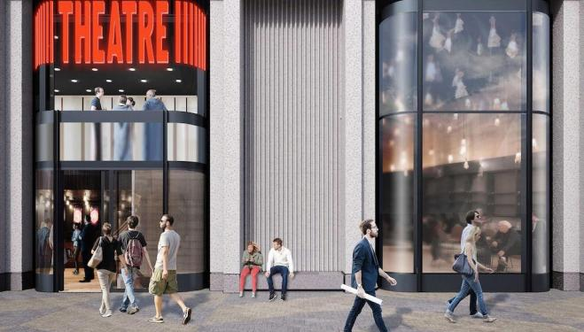 King's Cross gets a new theatre