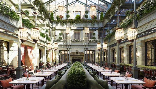 NoMad hotel, Covent Garden