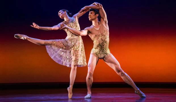 Contemporary choreography at the ROH