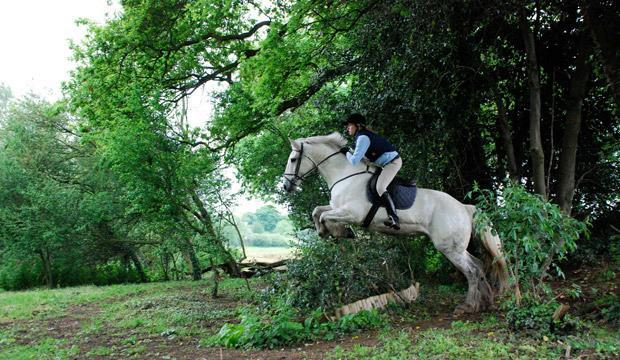 You don't need to escape to the country - there are plenty of opportunities to ride in London