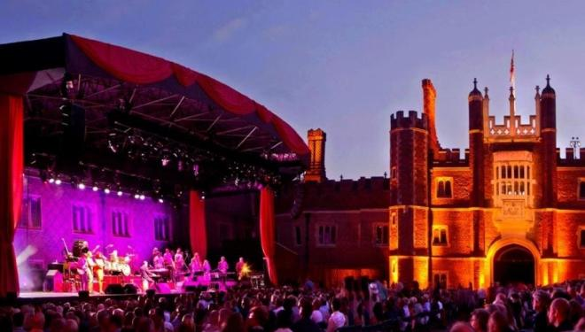 Hampton Court Palace Festival returns for its 27th year