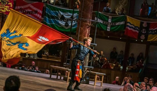 Henry IV Part 1, Henry IV Part 2 and Henry V, The Globe review