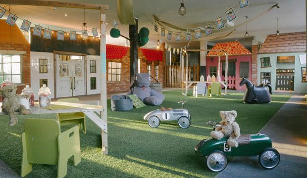 Family members' club Maggie & Rose is opening its newest play space near you is