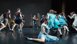 Yorke Dance Project in Kenneth MacMillan's Playground, photo Pari Naderi
