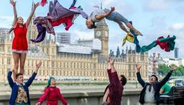 Go join the circus at Tower Bridge this half term