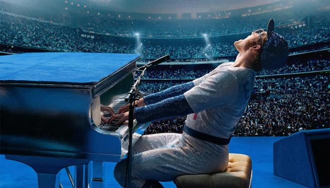 Rocketman cherishes the pizzazz of an earnest musical