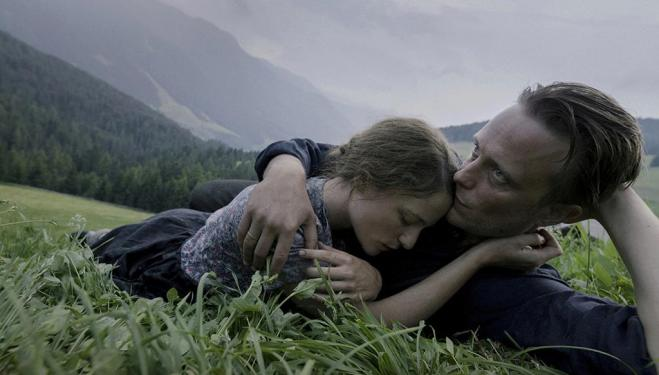 Terrence Malick returns with an achingly beautiful love story