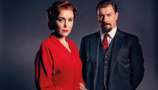 Keeley Hawes talks Summer of Rockets