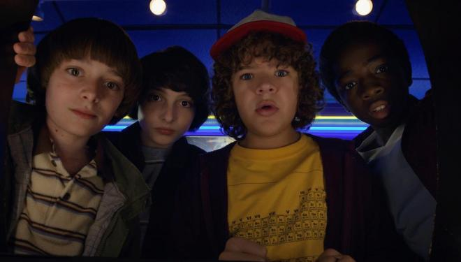 Secret Cinema is bringing Stranger Things to the big screen!