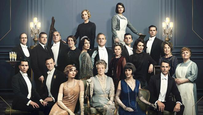 Downton Abbey film: just the right flavour of bland