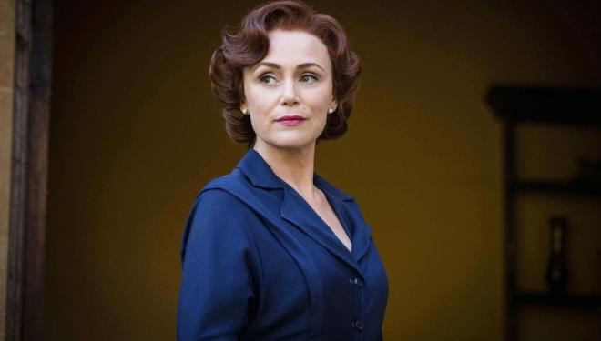Keeley Hawes in The Summer of Rockets, BBC Two