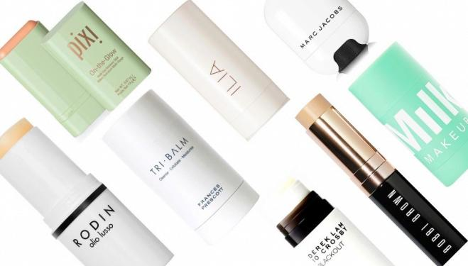 The best stick foundation, skincare and fragrance edit