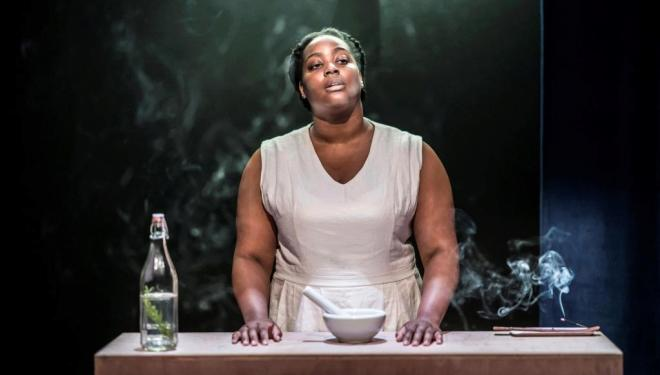 salt. comes to the Royal Court