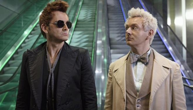 Good Omens flies to the BBC! Read our 5-star review