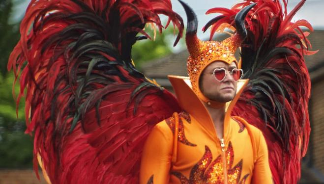 Interview: Julian Day, costume designer of Rocketman