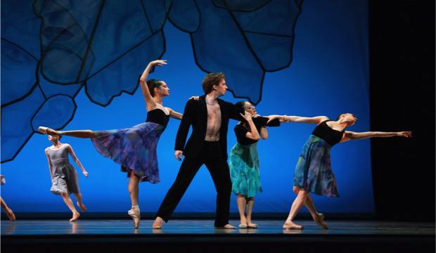 San Francisco Ballet dance Shostakovich