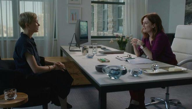 Julianne Moore stars in well-shot soap opera