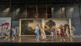 The ancestral art takes a hit in Don Giovanni at Garsington Opera. Photo: Johan Persson