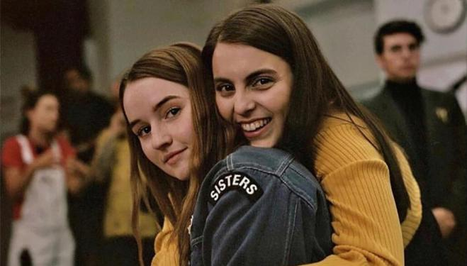 Meet Beanie Feldstein and Kaitlyn Dever, best friends on a mission