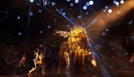 The Lion, the Witch and the Wardrobe, The Bridge Theatre