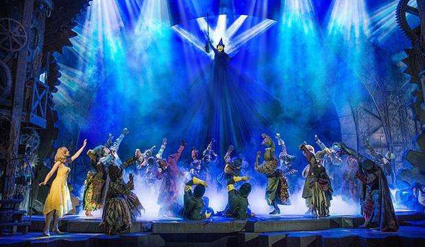 Score free kids' tix to fab shows like Wicked with Kids' Week