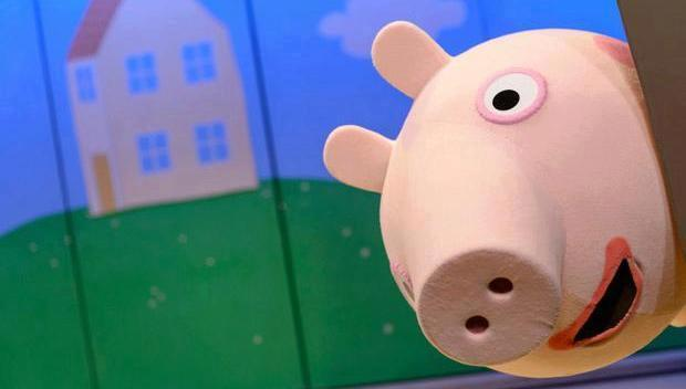 Peppa Pig's Best Day Ever... and other shows for toddlers to book now for Christmas season