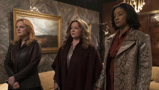Melissa McCarthy leads all-female crime caper