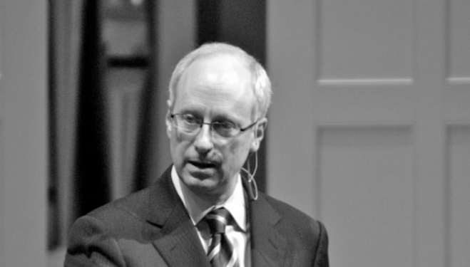 Political philosopher, Michael Sandel