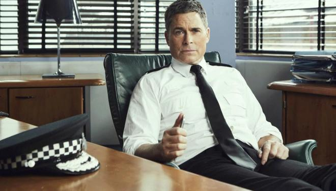 Rob Lowe stars in Lincolnshire police drama