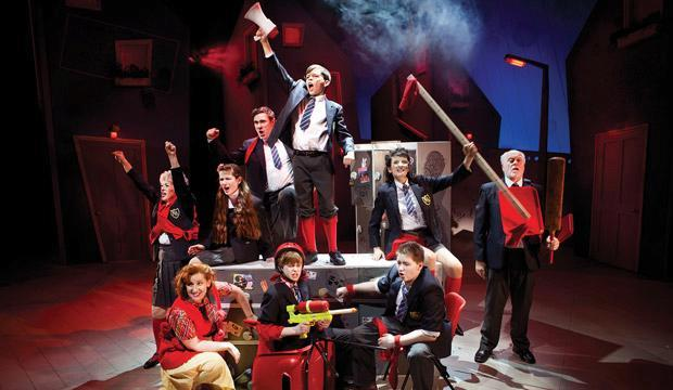 Catch The Secret Diary of Adrian Mole Aged 13 ¾ through Kids' Week