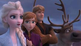 Elsa, Anna and friends are back in cinemas this Winter